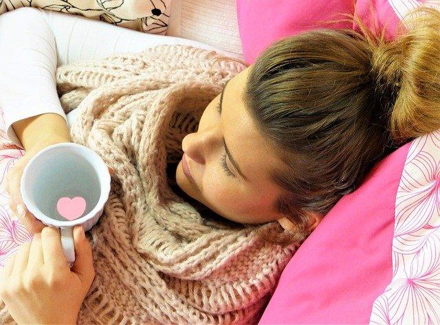naturalne kuracje w przeziębieniu i grypie